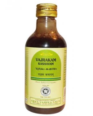 Kottakkal Vajrakam Kashayam
