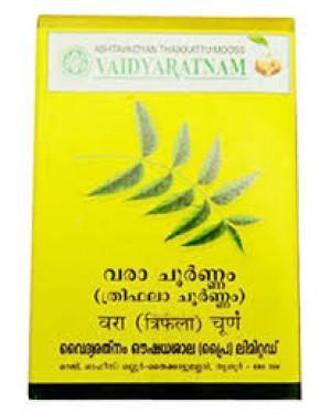 Vaidyaratnam Vara Choornam (Thriphala Choornam)