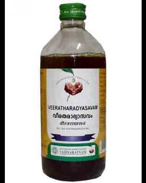 Vaidyaratnam Veeratharadyasavam