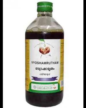 Vaidyaratnam Vyoshamrutham Arishtam